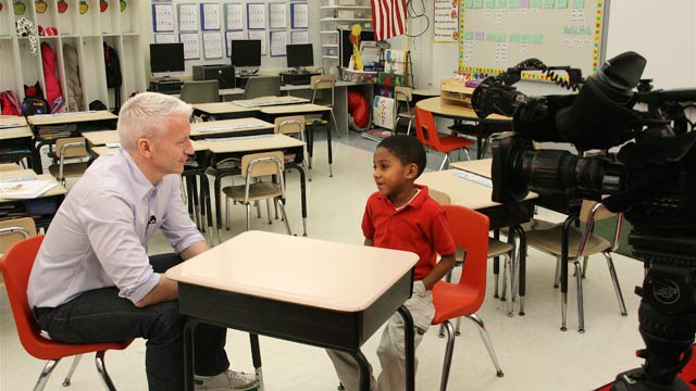 Anderson Cooper on Trayvon Martin and the AC360° Study on Children and Race
