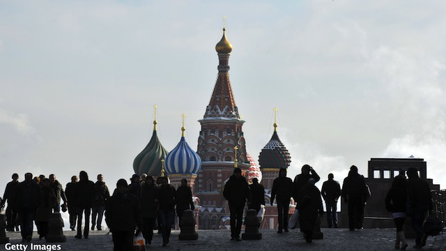 Moscow steams about Washington funding for democracy groups