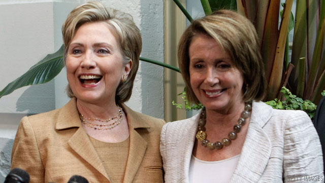 Clinton in 2016? Pelosi says 'yes'