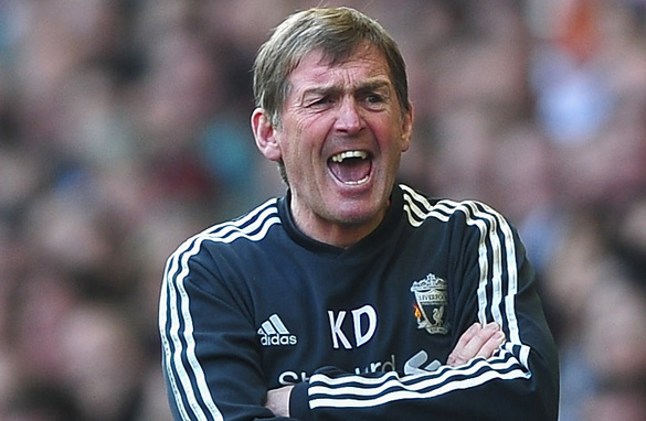 Kenny Dalglish has been unable to recreate his glory days at Liverpool since returning to management.