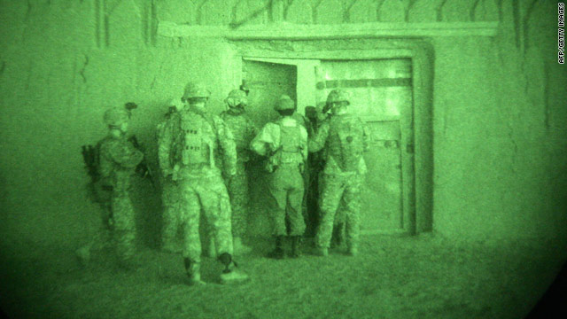 Afghan night raids by the numbers