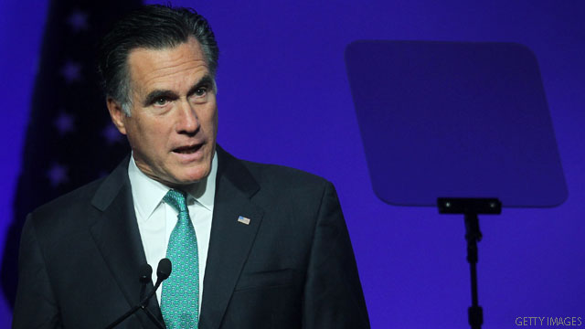Poll: New York is Romney&#039;s empire in primary