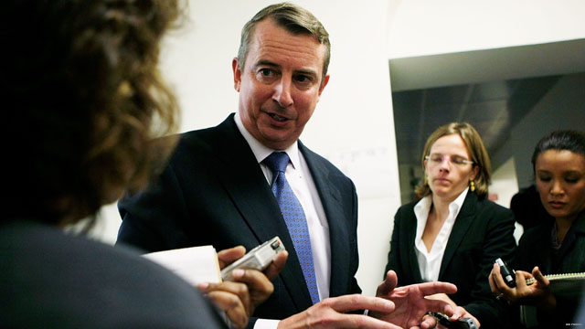 Gillespie to join Team Romney as adviser