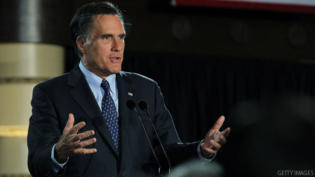 Romney: President's jab is a bunch of 'Obamaloney'