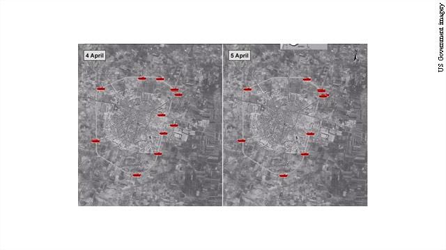 New U.S. govt. images of Syria
