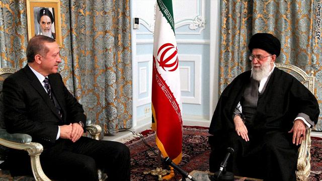Is Iran terminally unique?
