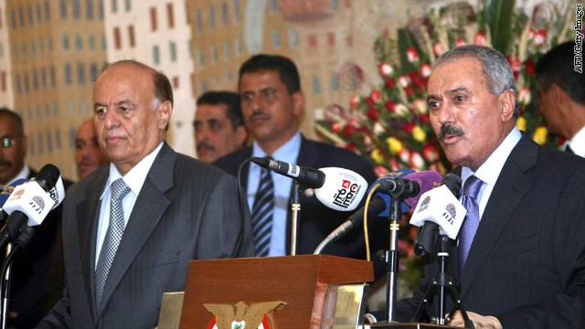 Yemen shakes up military