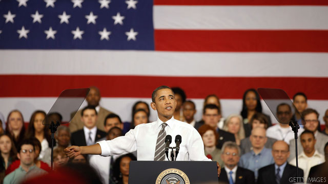 Anonymous donor foots overtime costs for Obama's NH visit
