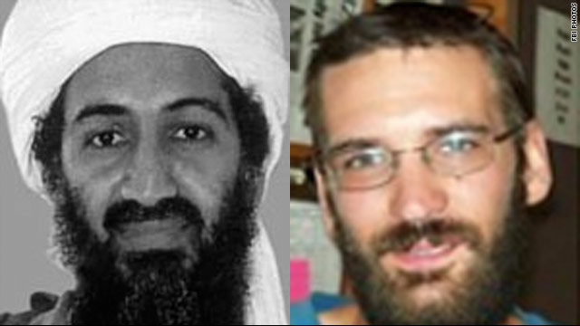 Bin Laden replaced on FBI most wanted list