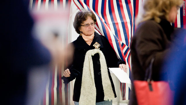 Analysis: Women pivotal in campaign 2012