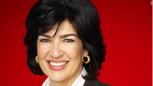 Christiane Amanpour Returns to CNN Worldwide