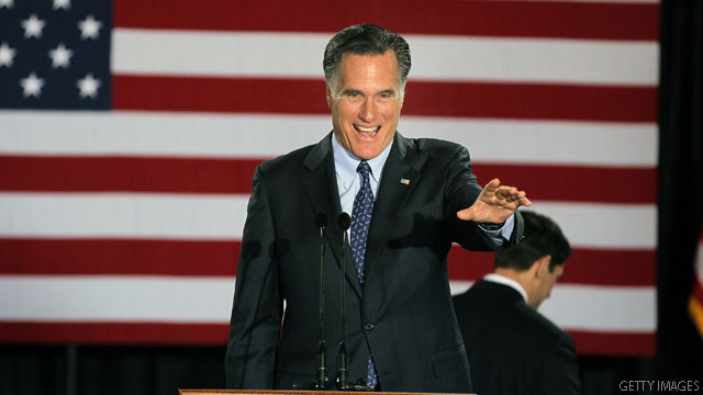 Romney: Obama offers no 'fair shot,' but 'immoral' debt