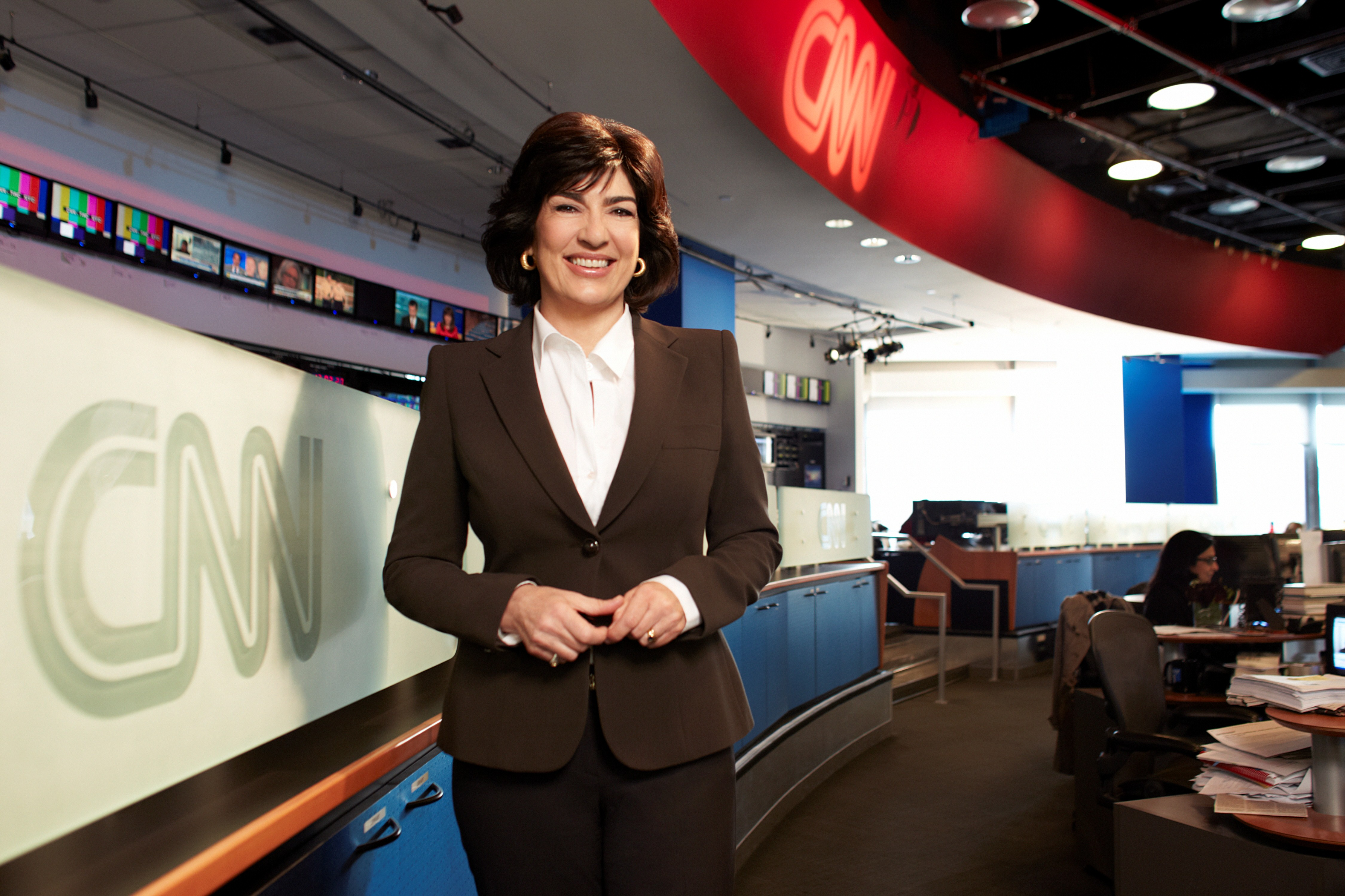 Christiane Amanpour returns to CNN