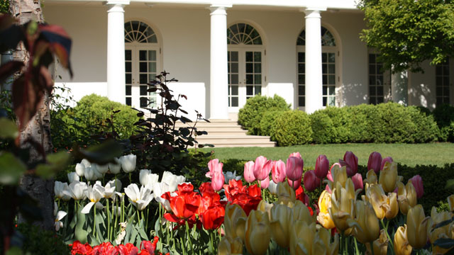 POTUS schedule for Thursday May 3, 2012