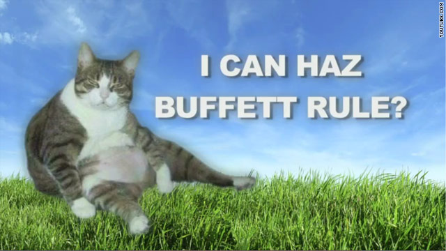 Romney gets &#039;fat cat&#039; treatment