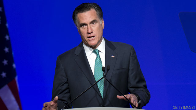 Romney chimes in on Secret Service, GSA