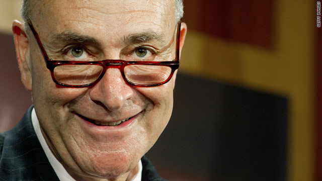 Schumer calls Romney comments 'candor,' 'gaffe'