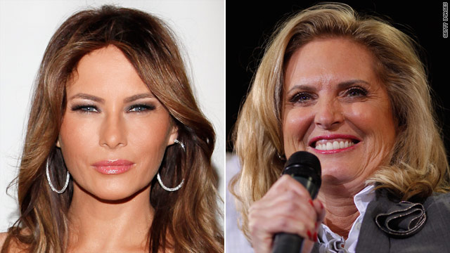 Trumps hosting birthday fundraiser for Ann Romney