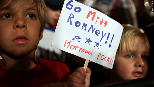 Mitt Romney is a Mormon. How much will it matter?