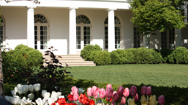 POTUS's schedule for Tuesday, April 17, 2012