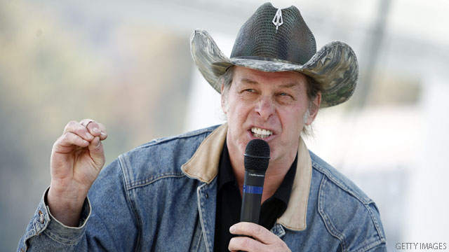 Nugent threatens death if Obama wins in November