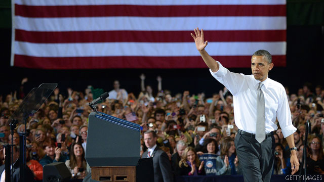 Obama re-elect going up with Spanish language ads