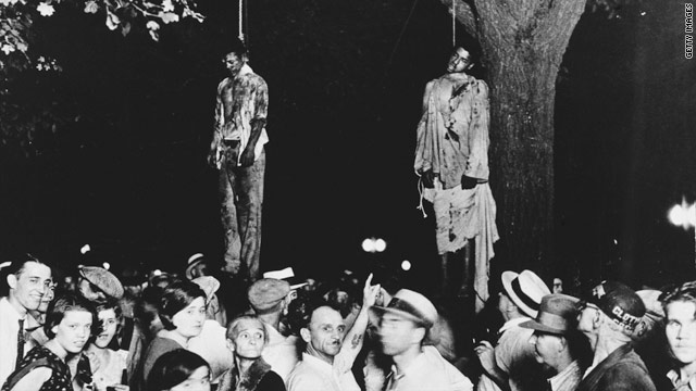 Americas angriest theologian faces lynching tree