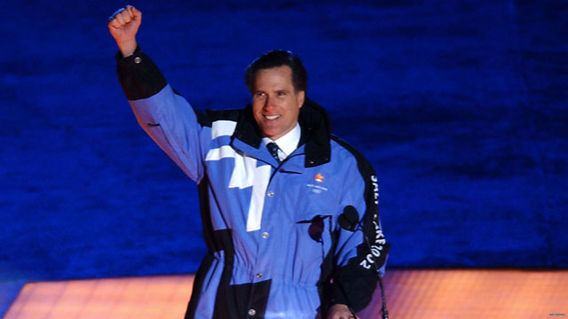 Romney's Olympic choice