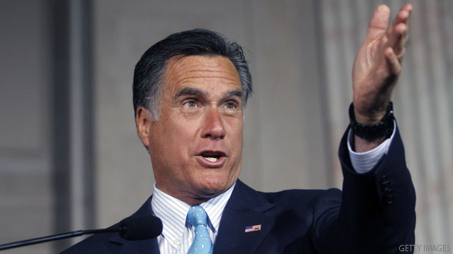 Romney: Obama should 'suck it up'