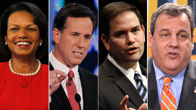 CNN Poll: Republicans divided on VP choice