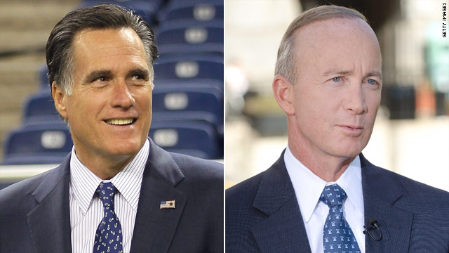 Romney gets big endorsement before big speech