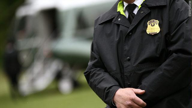 Secret Service resignations