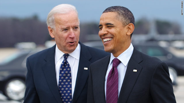 Obama and Biden fundraise on opposite coasts