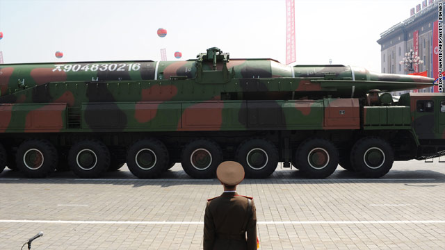 Truck raises questions about China's role in North Korea's missile program