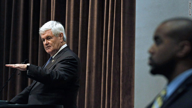 Group: 'Wasteful' of taxpayer $$ for Gingrich to keep Secret Service protection