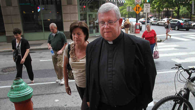 Philadelphia priest abuse trial a test case for Catholic church