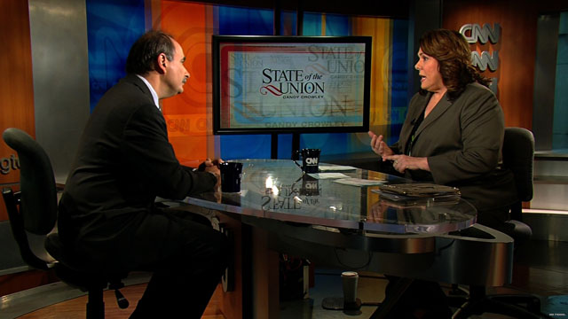 Axelrod blames GOP for immigration stalemate