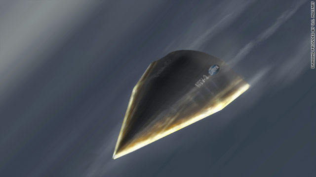 Skin-peeling speed doomed hypersonic glider, U.S. says