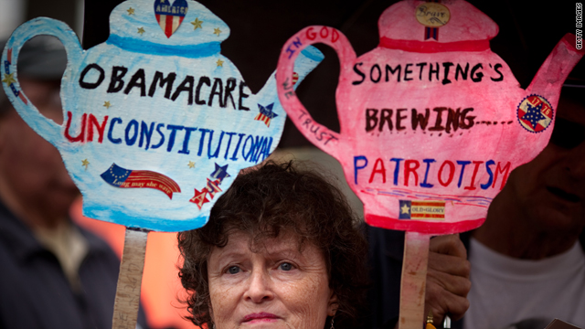 Is the Tea Party over?