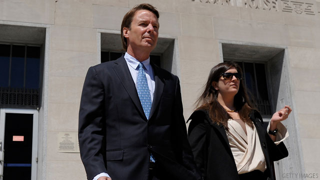 John Edwards knew about attempt to cover up affair, speechwriter testifies