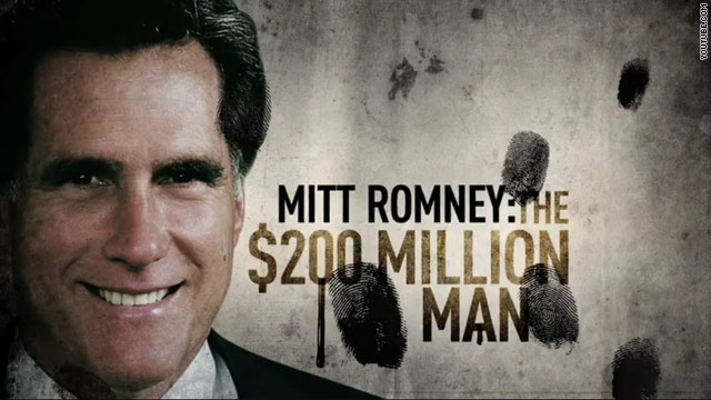 $1 million ad buy ties Romney to big oil