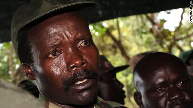 Prendergast: How to catch Kony in 2012