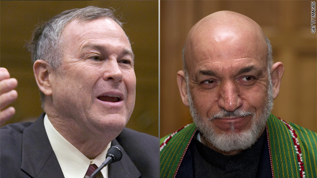 BLITZER&#039;S BLOG: Outrage  U.S. congressman not allowed into Afghanistan