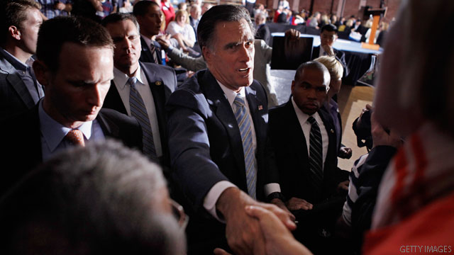 Poll: Very religious voters pick Romney