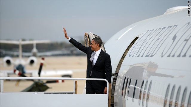 Republicans request investigation of Obama travel