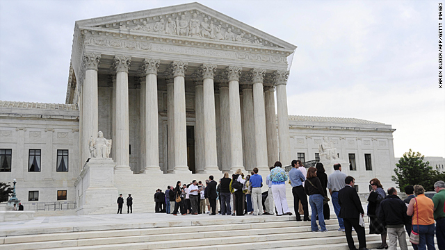 What role might the Supreme Court play in the next presidential election?