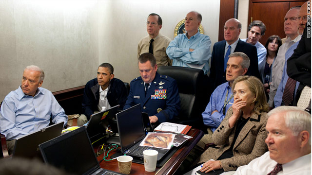 The bin Laden Situation Room revisited &#8211; One year later