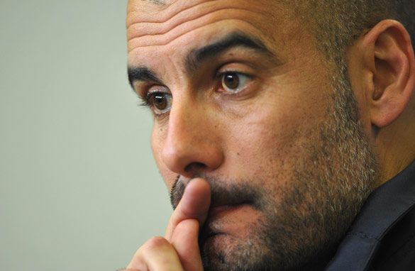 Former Barcelona midfielder Pep Guardiola has an awesome record as coach at the Catalan club.