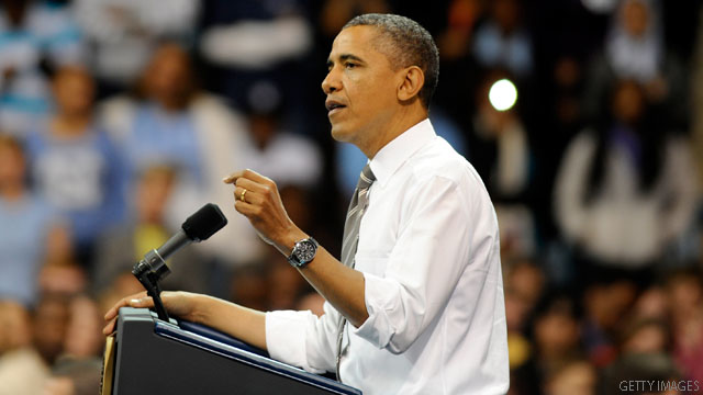 Pro-Obama super PAC fund-raising lags behind rival
