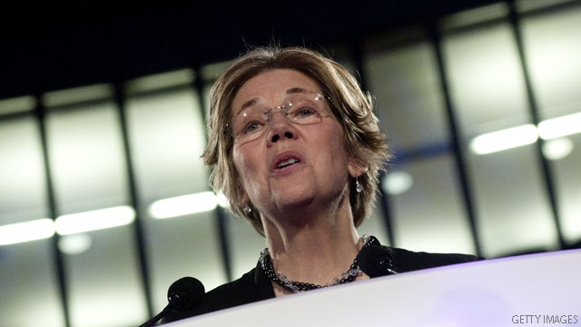 Warren's whopping $8.6 million haul